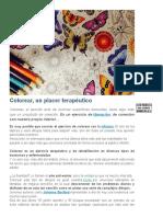 Colorear, un placer terapeutico y  municipal dpto.docx