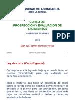 Curso de Prospeccion y Evaluacion de Yacimientos