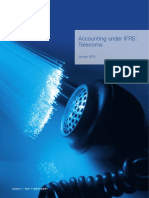Accounting Under IFRS Telecoms