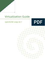 Guía de Virtualización OpenSuse en Color