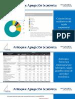 Agregado Economía Antoquia