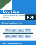 Presentación Logistica