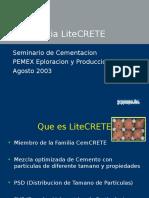 Tecnologia LiteCRETE