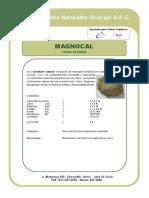 Ficha Magnocal