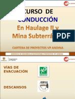2012 - MASTER de Conducción Haulage II y Mina Subterránea.ppt