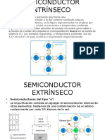 Conducción en Semiconductores, Ecuación de La Continuidad,Termistores y Fotorresistores
