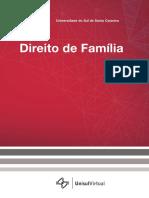 LIVRO- Direito de Família - Luciana Faisca Nahas