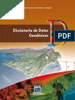 Diccionario de Datos Geodesicos