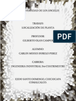 Distribucion de Planta 2