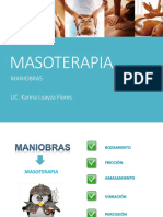 masoterapia tm