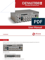 Devastor 2 - User Manual