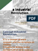 The Industrial Revolutionjhbohgb