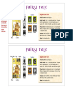 Fairy Tale Quick Ref v2.0