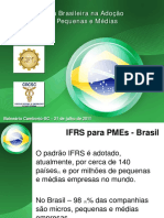 Ifrs Brasil Pme