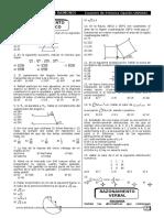 Examen de Primera Opción UNSAAC 2004