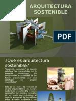 arquitectura sostenible en viviendas
