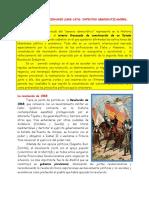 Tema 4 El Sexenio Revolucionario (1868-1874) Intentos Democratizadores Impotante