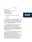 US Department of Justice Civil Rights Division - Letter - tal186