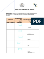 GRUPOS FUNCIONALES EN COMPUESTOS DEL CARBONO.
