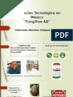 Innovación Tecnológica en México.pptx