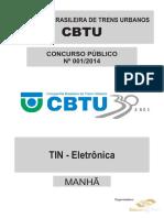 Técnico Industrial _tin - Eletrônica