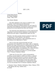 US Department of Justice Civil Rights Division - Letter - tal187