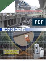 ELVEC - Equipo de Laboratorio para Verificación de Calidad de Concreto