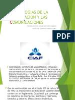 REGLAMENTOS ESTUDIANTIL CIAF_TIC