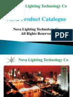 Nova Lighting Product Brochure