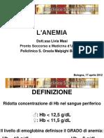 Anemia Livia Masi