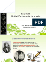 7. Base Celular de Los Vegetales 2016