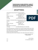Contoh Surat Rekomendasi Dari Pengawas