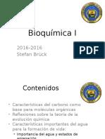 Bioquímica I - Clase 1.2 Introduccion Bioquímica