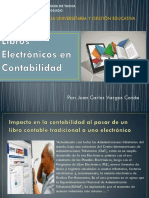 Libros Electrónicos en Contabilidad