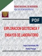 Expexploracion geotecnical
