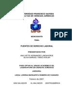 2. Fuentes Del Derecho Laboral 3