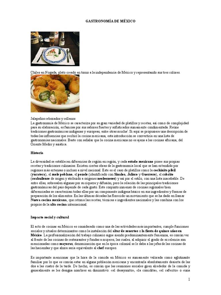 Tecnicas Culinarias III