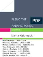 PLENO THT (Kelompok 4)