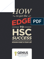 How to Get the Edge to HSC Success