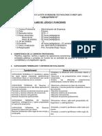 Silabo Logica y Funciones1