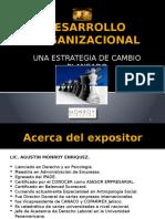 Material Curso Desarrollo Organizacional