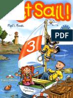 Set Sail 3 - Pupils Book