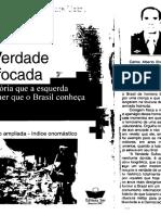 A Verdade Sufocada - Carlos Alberto Brilhante Ustra
