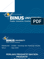 Perilaku Produktif - Binus.ppt