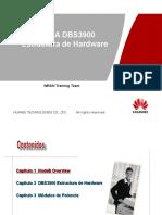 1. WCDMA DBS3900 Estructura de Hardware