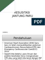 252274746 Anestesi Resusitasi Jantung Paru Tahun 2010