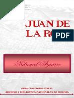 Juan de la Rosa de Nataniel Aguirre