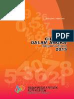 Cilegon Dalam Angka 2015