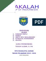 Makalah Suap Di Indonesia