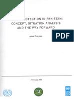 Social Protection Way Forward